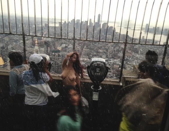 UPDATE (NSFW) Fashion Photographer Allen Henson is Sued for $1 Million by The Empire State Building for Topless Photos