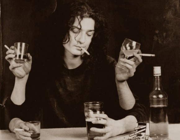 In Memorium: Someone you don't know but likely should. Chris Stander, Alchemical Central European Hip Intelligent. Epic drunk. Dead at 48.