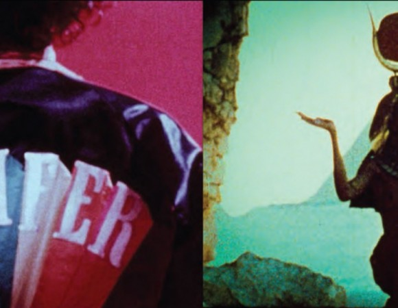 KENNETH ANGER UNEARTHS LUCIFER RISING with JIMMY PAGE SOUNDTRACK IN LOS ANGELES