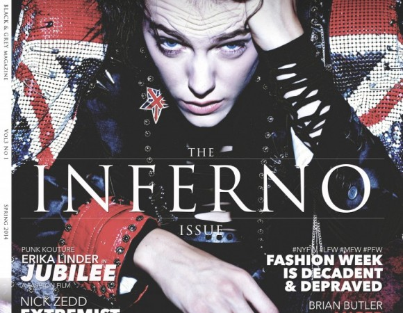 The INFERNO Issue ON SALE NOW