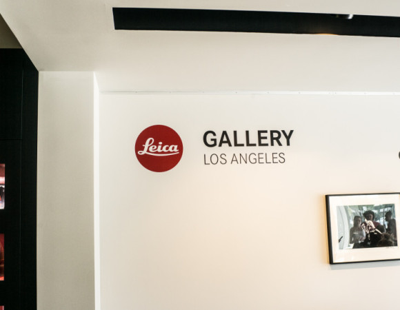 ELI REED BOOKSIGNING AT LEICA GALLERY, LOS ANGELES